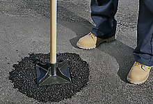 Repair Asphalt Driveways and Parking Lots - Precision Striping & Sealcoating - call (908) 362-5414 - New Jersey